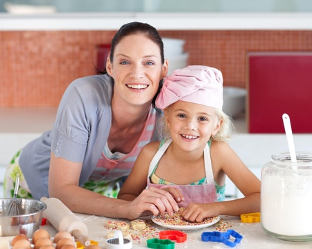 young mother with her kid Stock Photo - 10074727