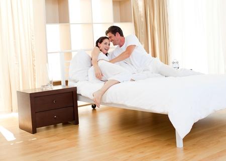 Romantic couple hugging Stock Photo - 10092002