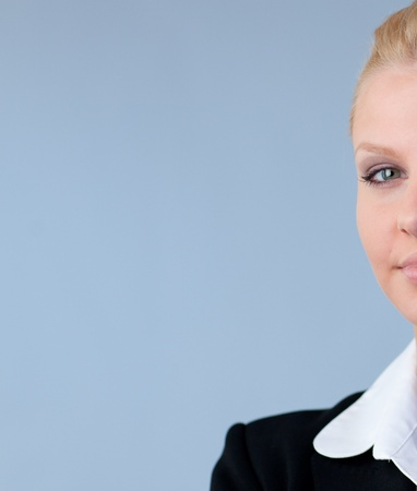 Confident businesswoman  Stock Photo - 10221888