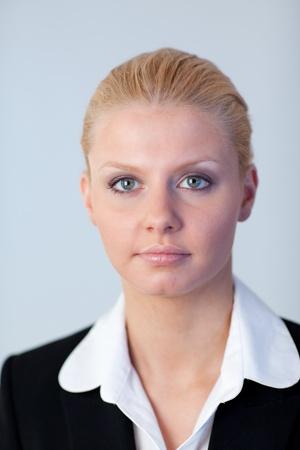 Happy and confident Businesswoman Stock Photo - 10258188