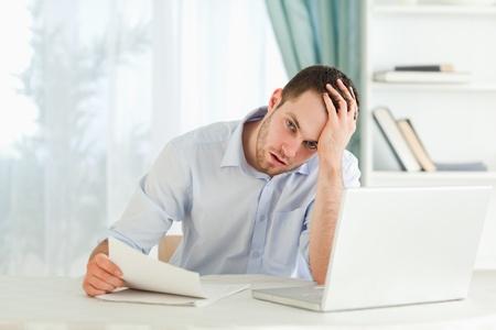 alarming: Joven empresario recibi� una carta alarmante