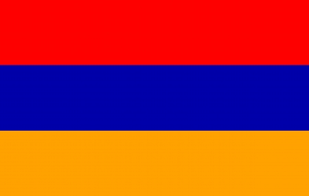 out of context: Armenia flag illustration