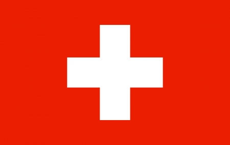 Switzerland national flag photo