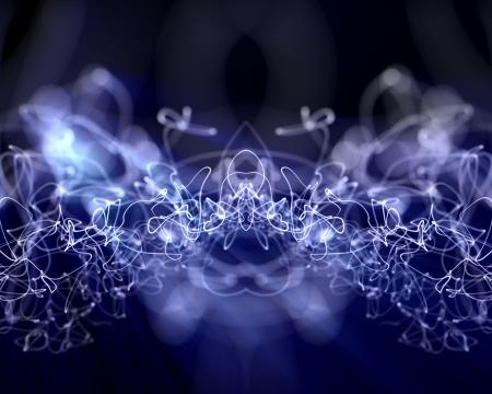 multiples: Background of multiples lightning lines