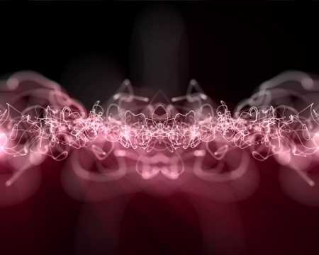 multiples: Background of multiples pink lightning lines