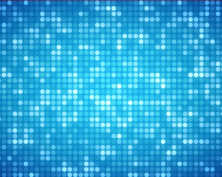 multiples: Background of multiples blue dots Stock Photo
