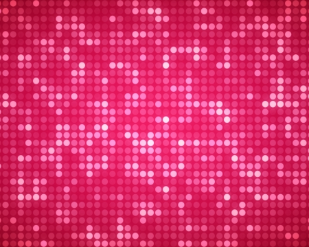 Background of multiples pink dots photo