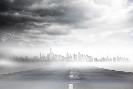 open road: Open road
