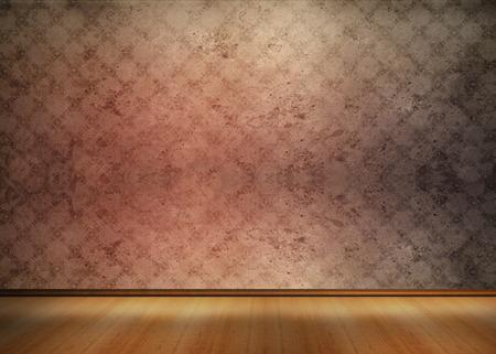 grimy: Grimy room Stock Photo