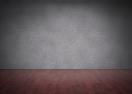 floorboards: Dark room with floorboards