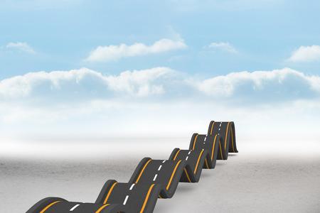 bumpy: Bumpy road backdrop