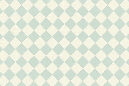 patterned wallpaper: Digitally generated blue and cream patterned wallpaper Stock Photo