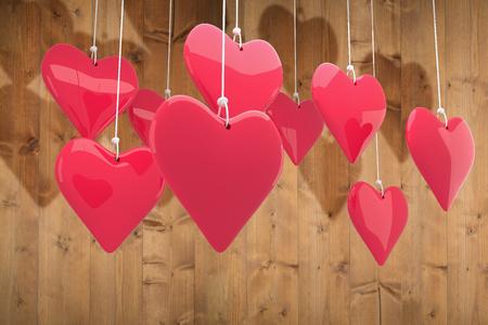 corazones de amor: