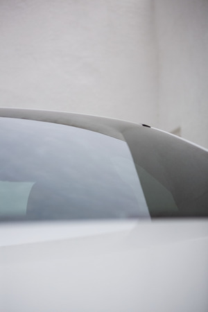 windscreen: Close up on windscreen