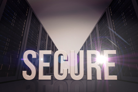 secure: secure against server hallway