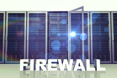 firewall: firewall against server towers