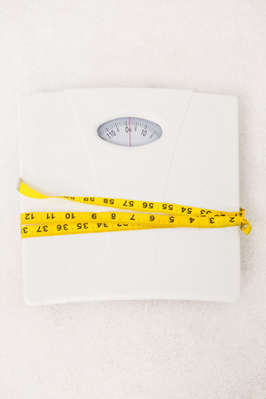weighing scales: