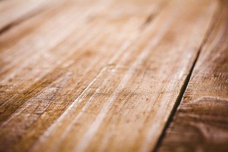 extreme close up: Wooden table in extreme close up Stock Photo