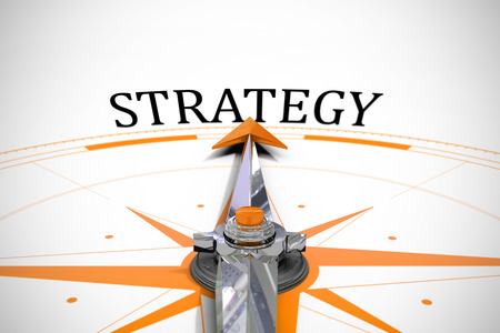 buzzword: The word strategy against compass