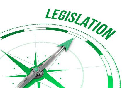 legislation: The word legislation against compass