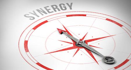 sinergia: La palabra sinergia contra la br�jula