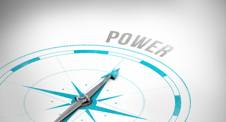 buzzword: The word power against compass