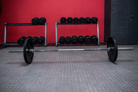 excercise: Excercise room in the crossfit gym