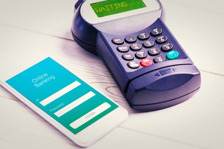 online banking: Mobile payment against online banking
