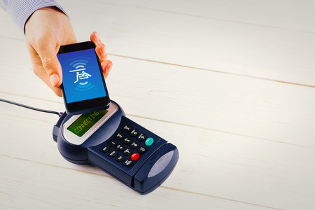 eftpos: Payment screen against mobile payment