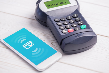 eftpos: Wifi connection against paying with smartphone