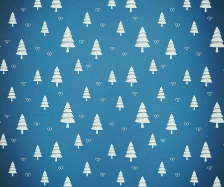 digitally  generated: Digitally generated Christmas tree pattern wallpaper