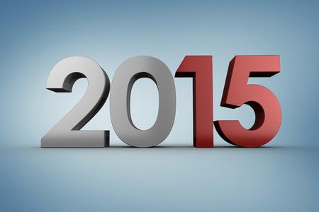 vignette: 2015 against purple vignette