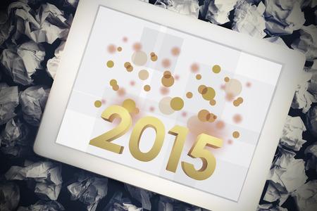 pc: golden 2015 against tablet pc