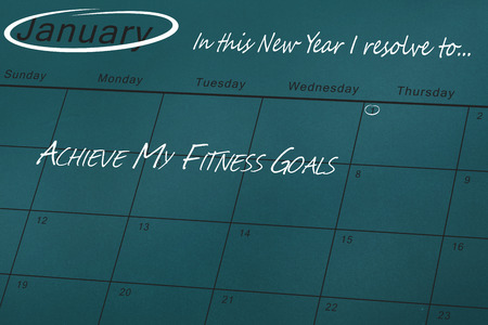 resolve: in this new year I resolve to against january calendar