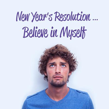 new years resolution: new years resolution against anxious student