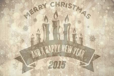 splattered: Merry Christmas message against paint splattered paper