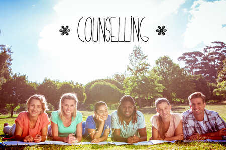 counselling: The word counselling against students studying outside on campus