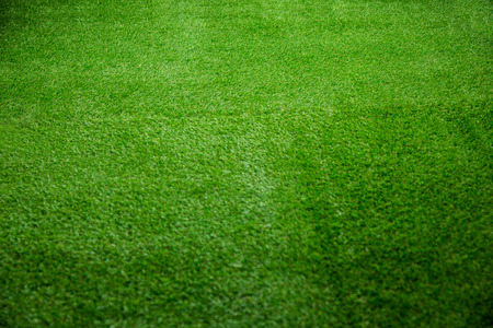 Close up view of turf on american football field 版權商用圖片