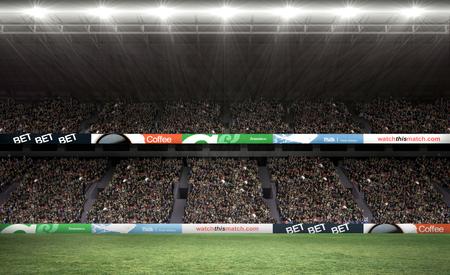 multitud de gente: La mitad de una demanda en contra de los aficionados al rugby en la arena