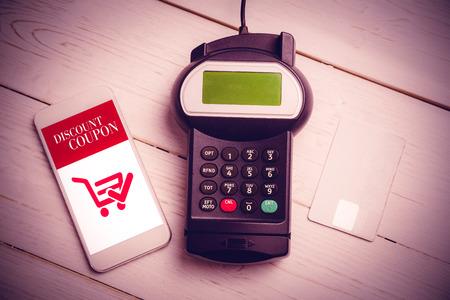 eftpos: Mobile payment against sale advertisement