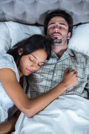 Resultado de imagen para pareja durmiendo juntos