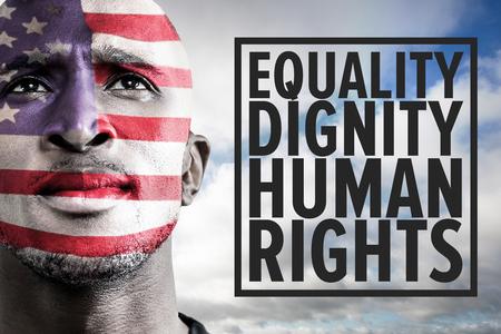 derechos humanos: los derechos humanos contra el hombre americano