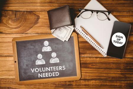 needed: Volunteers needed against hipsters desk