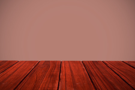 maroon: High angle view of hardwood floor against maroon background