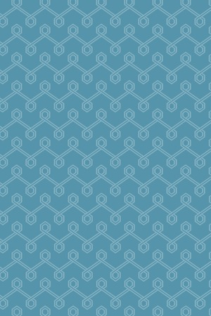 3d animation: Blue pattern background