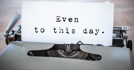 oracion: Una sentencia en contra de un documento en una impresora Foto de archivo