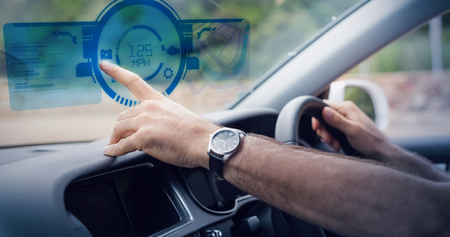satellite navigation: A watch against man using satellite navigation system