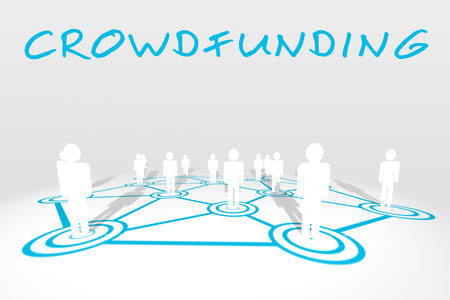 female likeness: The word crowdfunding against online community