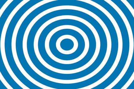digitally: Digitally generated circles Stock Photo