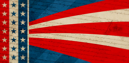 declaration: declaration of independence against focus on line